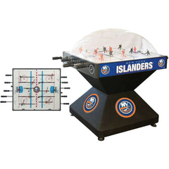 Holland Bar Stool Co New York Islanders Deluxe Dome Hockey Game-Holland Bar Stool Company-Air Hockey Table Zone