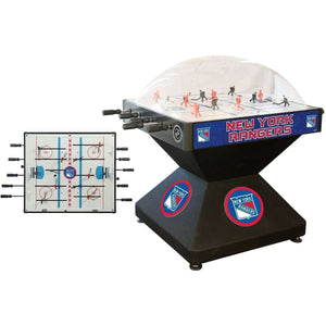 Holland Bar Stool Co New York Rangers Deluxe Dome Hockey Game-Holland Bar Stool Company-The Rec Room Game Company