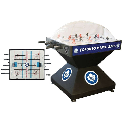 Holland Bar Stool Co Toronto Maple Leafs Deluxe Dome Hockey Game-Holland Bar Stool Company-The Rec Room Game Company