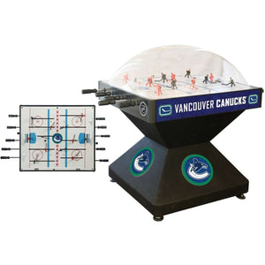 Holland Bar Stool Co Vancouver Canucks Deluxe Dome Hockey Game-Holland Bar Stool Company-The Rec Room Game Company