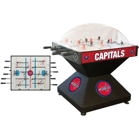 Holland Bar Stool Co Washington Capitals Deluxe Dome Hockey Game-Holland Bar Stool Company-The Rec Room Game Company
