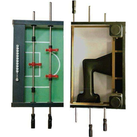 Performance Games Sure Shot GS Foosball Table-Performance Games-The Rec Room Game Company