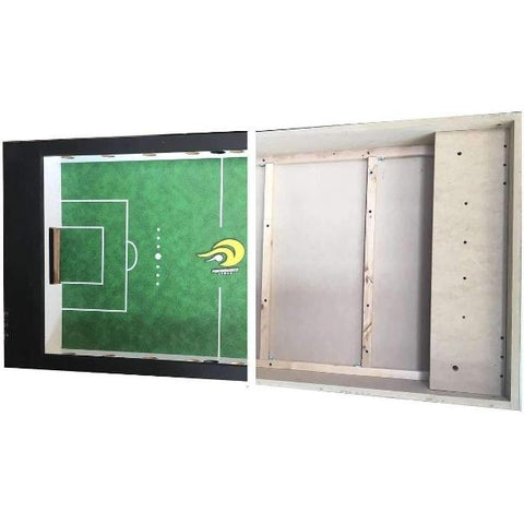 Image of Performance Games Sure Shot IS Foosball Table With Black Inset Legs-Performance Games-The Rec Room Game Company