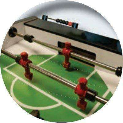 Performance Games Sure Shot RP Foosball Table Pedestal Option-Performance Games-Air Hockey Table Zone