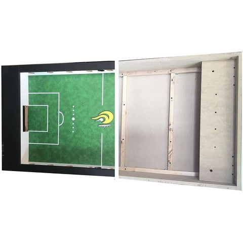 Image of Performance Games Sure Shot RS Foosball Table with Curved Legs-Performance Games-The Rec Room Game Company