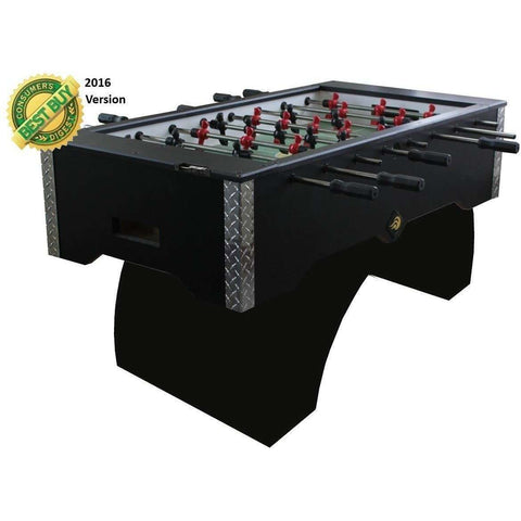 Performance Games Sure Shot RS Foosball Table with Curved Legs-Performance Games-Air Hockey Table Zone