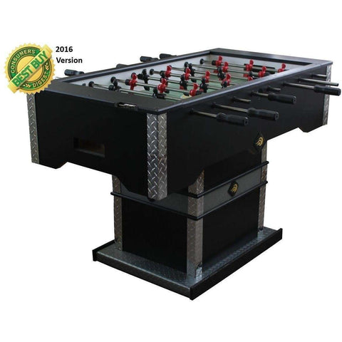 Image of Performance Games Sure Shot RS Foosball Table with Pedestal Option-Performance Games-The Rec Room Game Company