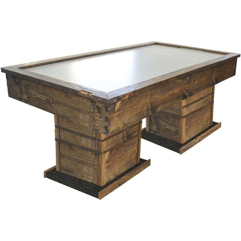 Performance Games Tradewind RP Air Hockey Table Dual Pedestal Option-Performance Games-Air Hockey Table Zone
