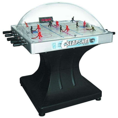 Shelti Blue Line Slapshot Dome Bubble Rod Hockey Table-Shelti-The Rec Room Game Company