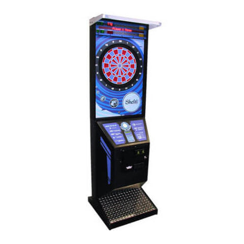 Shelti Eye2 Electronic Dart Machine - The Rec Room Game Company