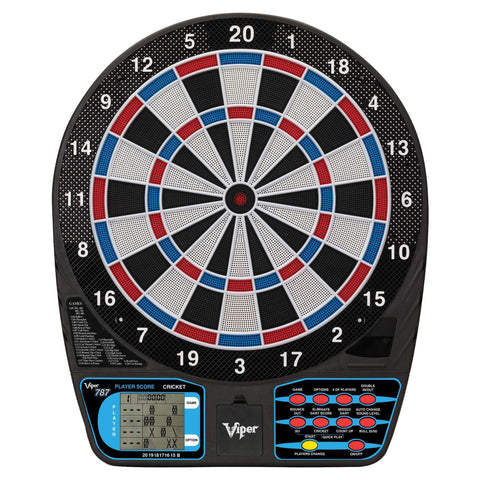 Image of Viper 787 Electronic Dartboard 42-0001-Viper-The Rec Room Game Company