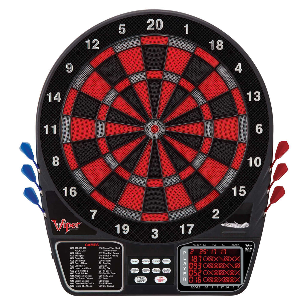 Viper 797 Electronic Dartboard 42-1017-Viper-The Rec Room Game Company