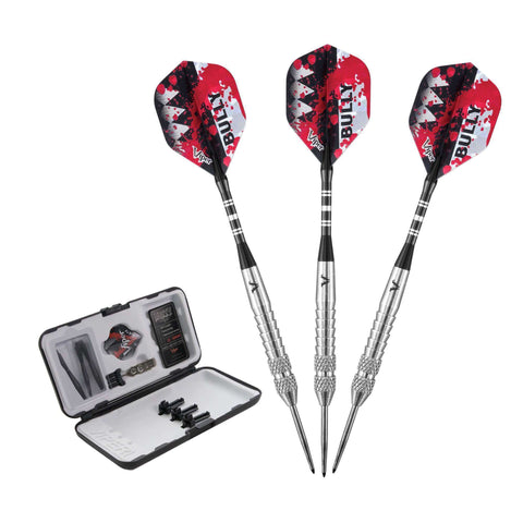 Viper Bully Tungsten Steel Tip Darts 24 Grams 23-1904-Viper-Air Hockey Table Zone