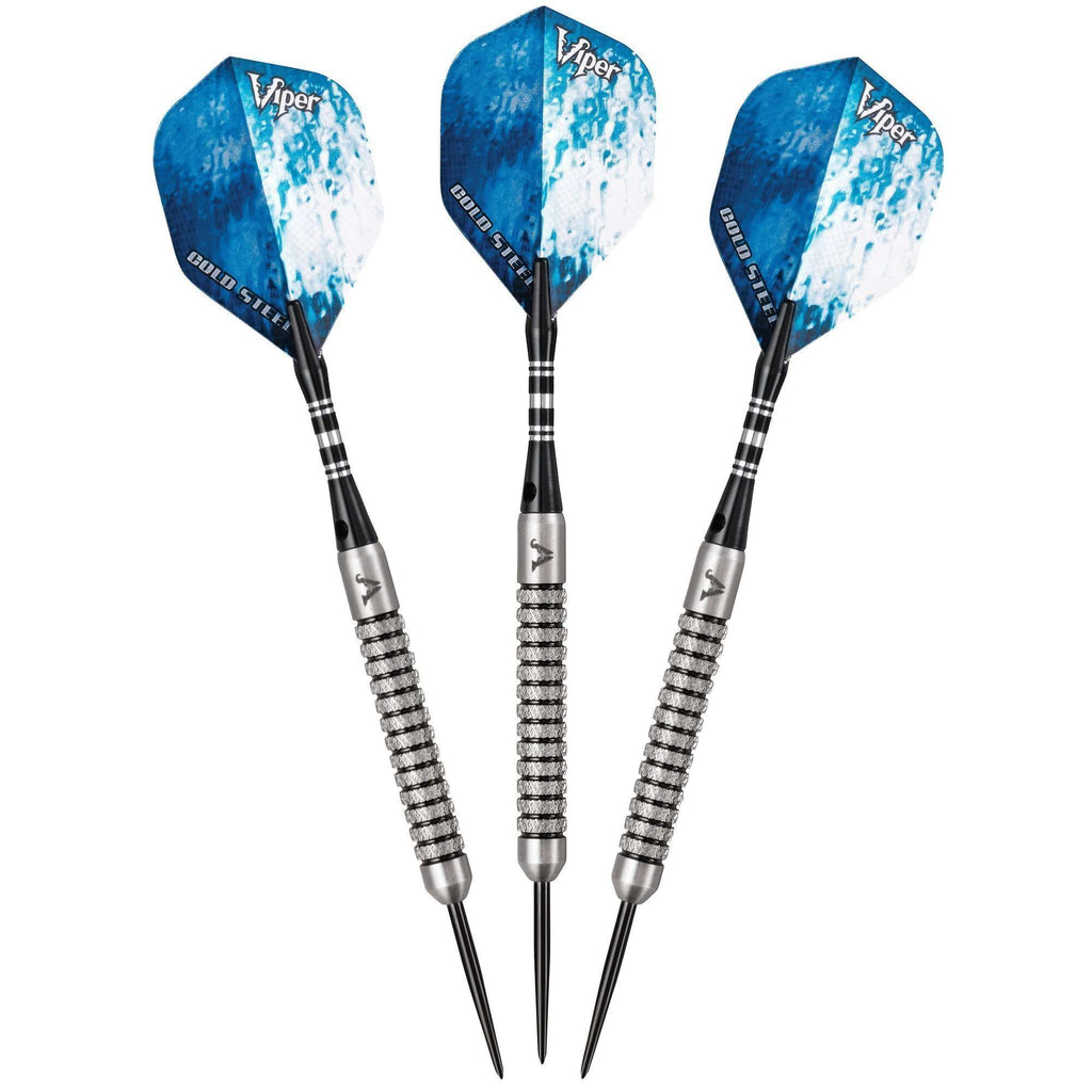 Viper Cold Steel Tungsten Steel Tip Darts 24 Grams 23-2924-24-Viper-The Rec Room Game Company