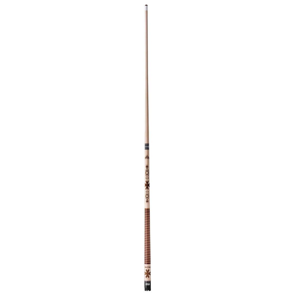 Viper Desperado Iron Cross Billiard Cue 50-1006-Viper-The Rec Room Game Company