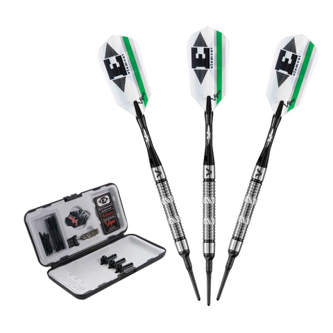 Image of Viper Element Tungsten Soft Tip Darts Grooved Barrel 18 Grams-Viper-The Rec Room Game Company