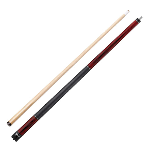 Image of Viper Elementals Billiard Cue Ash with Cherry Stain 50-0852-Viper-The Rec Room Game Company