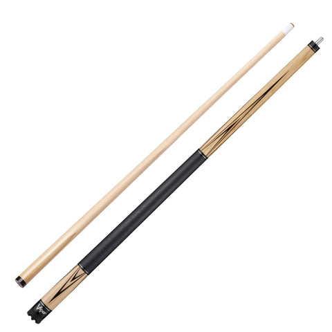 Image of Viper Elementals Billiard Cue Ash with Wood Grain 50-0853-Viper-The Rec Room Game Company