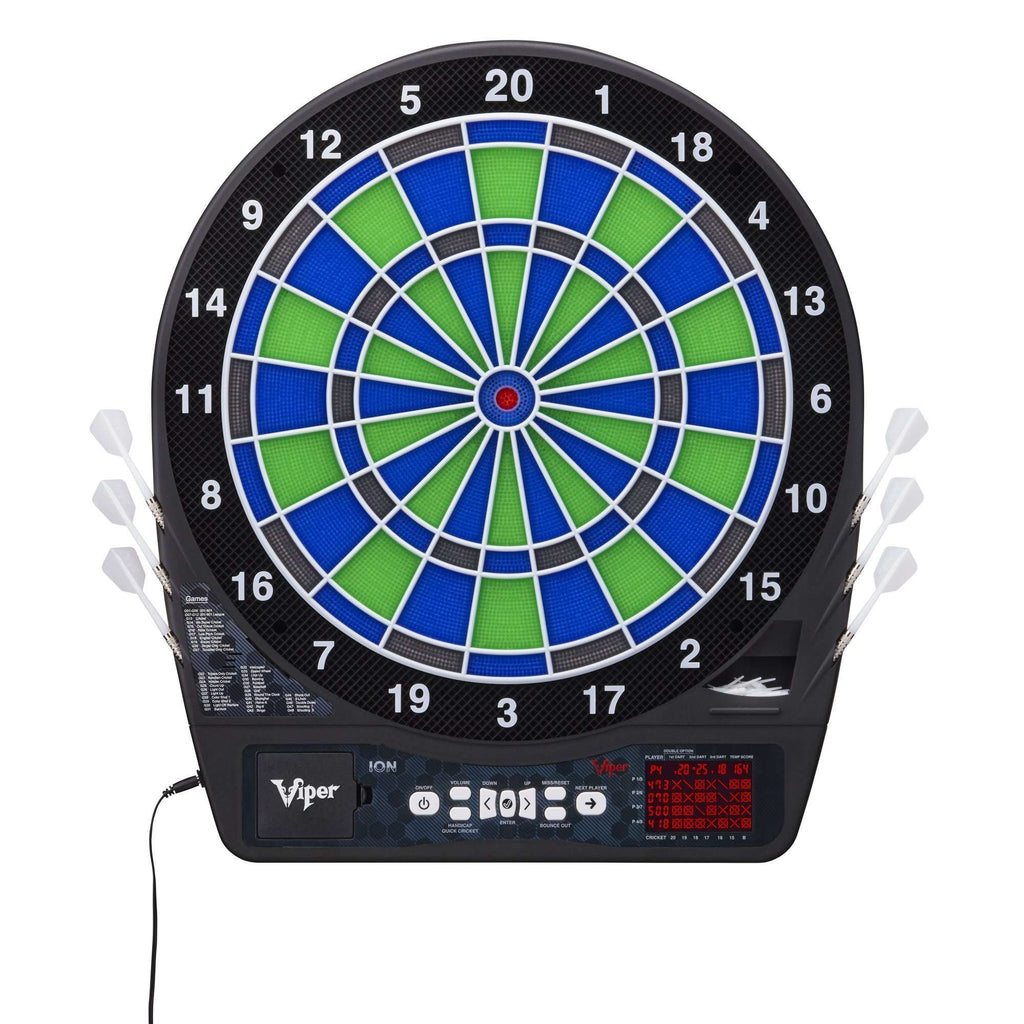 Viper Ion Illuminated Dartboard 42-0003-Viper-The Rec Room Game Company