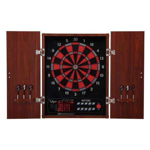 Image of Viper Neptune Electronic Soft-Tip Dartboard 42-1023-Viper-The Rec Room Game Company