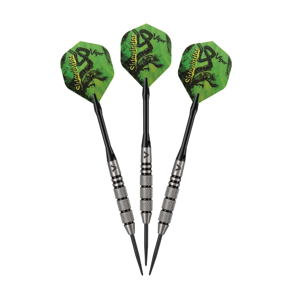 Viper Sidewinder Tungsten Steel Tip Darts 21 Grams-Viper-The Rec Room Game Company