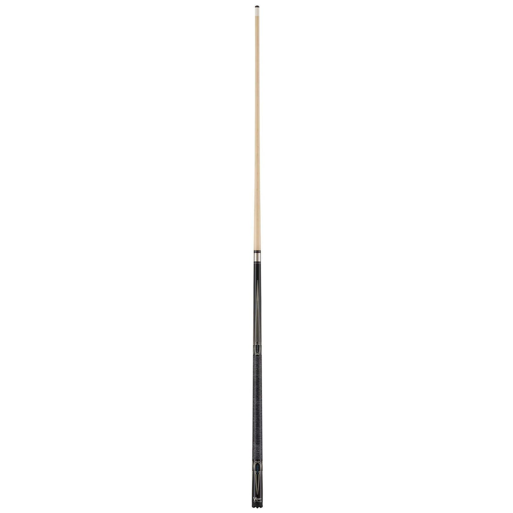 Viper Sinister Series Cue with Black/White Design 50-1352-Viper-The Rec Room Game Company