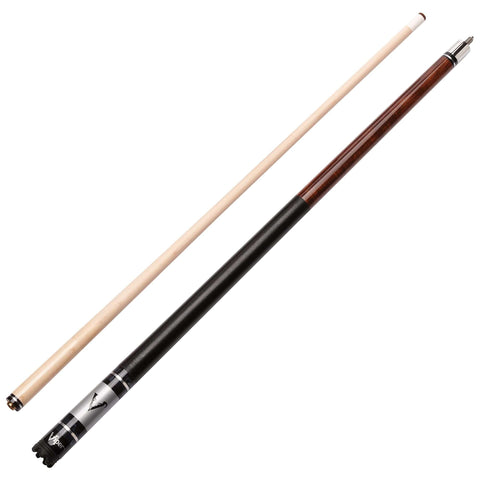 Image of Viper Sinister Series Cue with Brown Stain 50-1077-Viper-The Rec Room Game Company