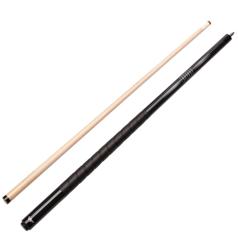 Viper Sure Grip Pro Black Billiard Cue 50-0703-Viper-The Rec Room Game Company