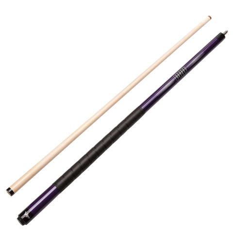 Image of Viper Sure Grip Pro Purple Cue 50-0702-Viper-The Rec Room Game Company