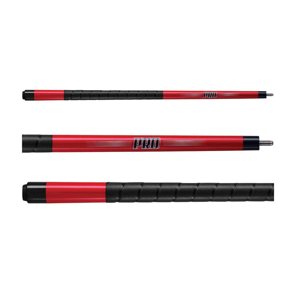 Viper Sure Grip Pro Red Cue 50-0701-Viper-The Rec Room Game Company