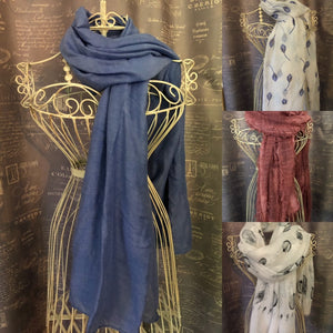 Sensational Summer Scarves