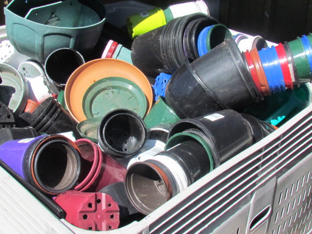 Plastic Pot Recycling