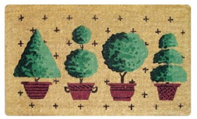 DOORMAT REGULAR TOPIARIES