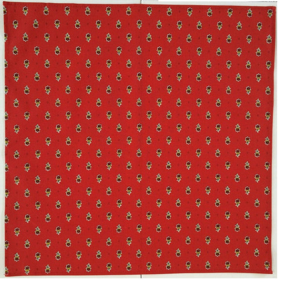 AVIGNON NAPKIN SET RED