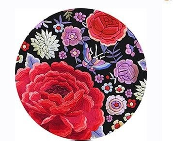 DESSERT PLATE SET FLAMENCO