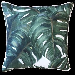 OUTDOOR CUSHION SAVANNA LEAVES 45X45CM