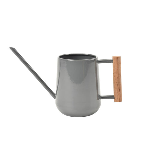 BURGON AND BALL INDOOR WATERING CAN - CHARCOAL 0.7L