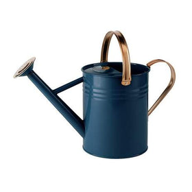 MOULTON MILL WATERING CAN 4.5L HERITAGE BLUE
