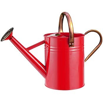 MOULTON MILL WATERING CAN 4.5L SCARLET