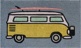 DOORMAT REGULAR KOMBI