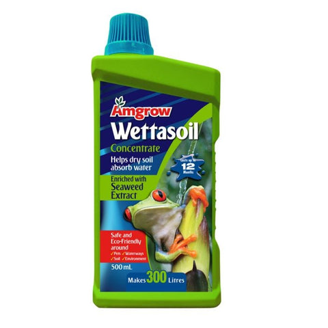 WETTASOIL CONCENTRATE + SEAWEED 500 ML