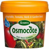 OSMOCOTE VEGETABLE, TOMATO, HERB & GARDEN BEDS 700G