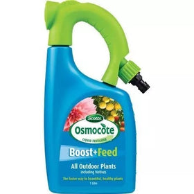 OSMOCOTE BOOST AND FEED ALL PURPOSE 1L