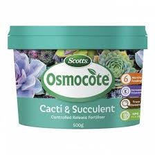 OSMOCOTE CACTI AND SUCCULENT 500G