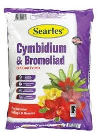 CYMBIDIUM & BROMELIAD POTTING MIX 30L - SEARLES