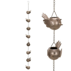 TWEETY BIRD RAIN CHAIN