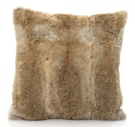 PETRA RABBIT CUSHION BEIGE