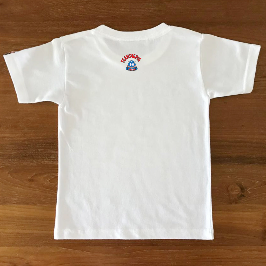 CAPTAIN PIG - Kids Tee
