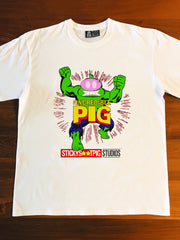 THE INCREDIBLE PIG