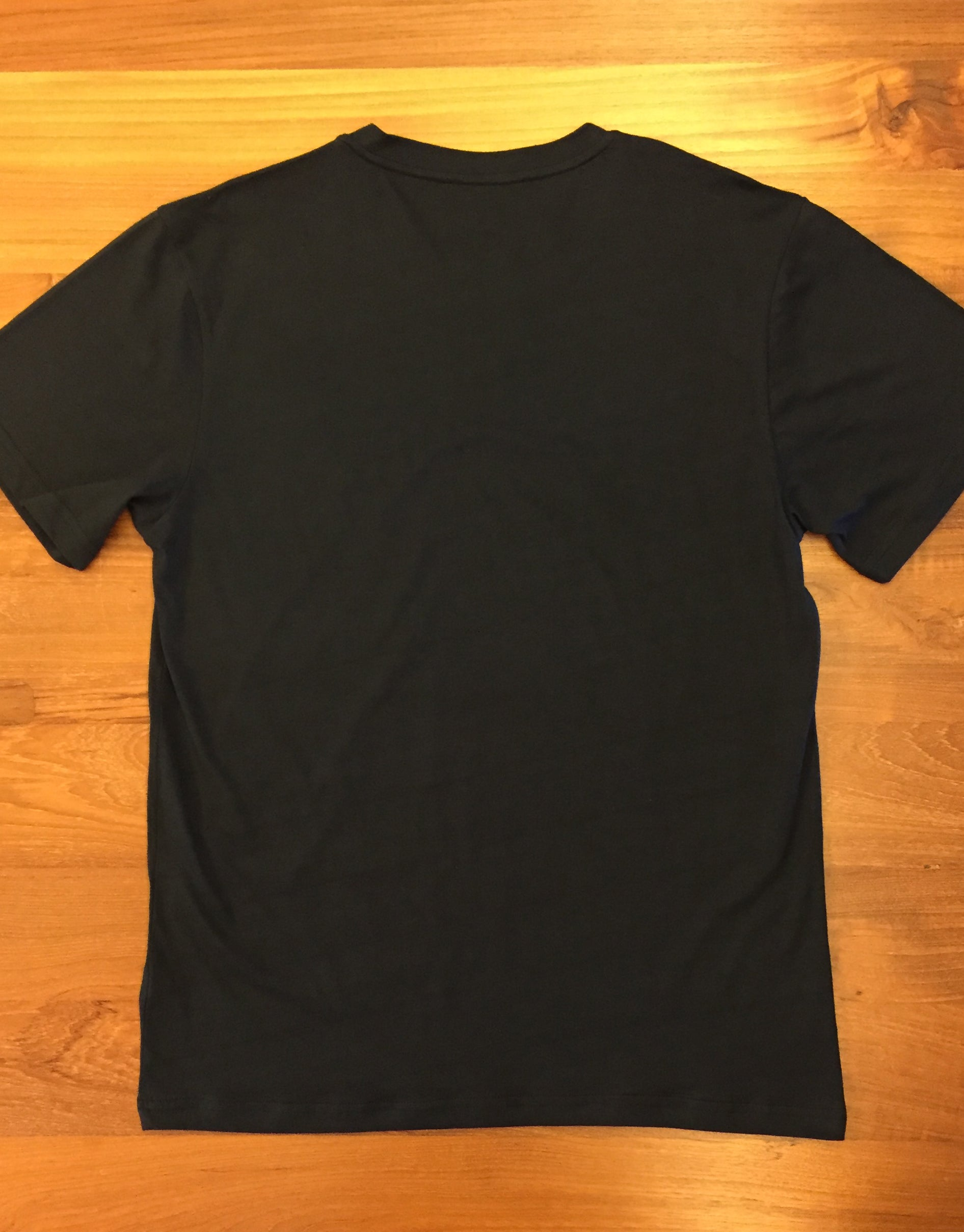 The Classic Sticky Shit Pig Round Neck - Black